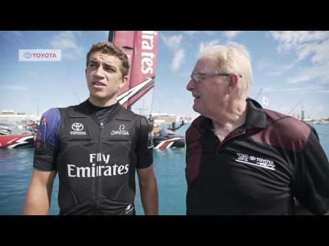 America's Cup Race Day 4 Preview: Andy Maloney