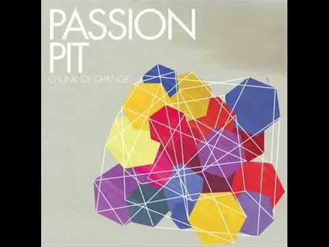 Passion Pit Chunk of Change album (2008)