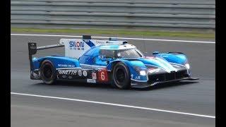 Ginetta G60-LT-P1 Mecachrome LMP1 24h Le Mans 2018