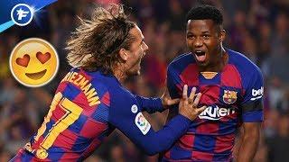 Ansu Fati ébahit tout le monde au Barça | Revue de presse