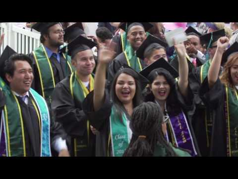 College of Letters, Arts, and Social Sciences Commencement 2017