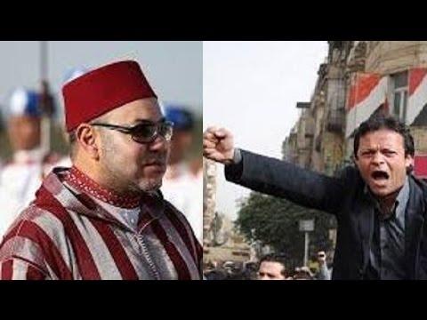 """الفنان هشام عبد الله """"أهل المغرب فقراء بس يحبو بلدهم.."""""""