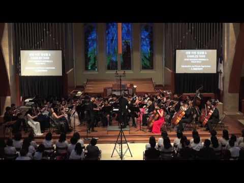 Introduction and Rondo Capriccioso (Charles Yang & Good Neighbor Ensemble)