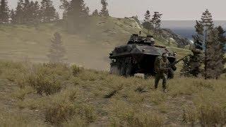 "АРМА 3 Топовая кампания ""Дух войны"". Проходим!"