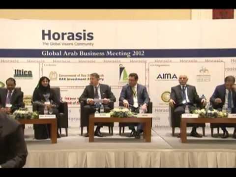 Global Arab Business Meeting - Plenary Session
