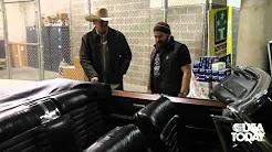 Alan Jackson gives Zac Brown a Cadillac