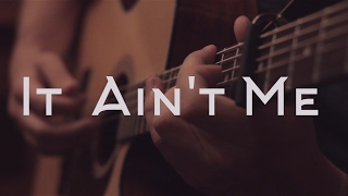 Kygo & Selena Gomez - It Ain't Me // Fingerstyle Guitar Cover - Dax Andreas
