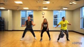 Mariadela Dance Fitness - ANDAS EN MI CABEZA - Chino & Nacho ft. Daddy Yankee
