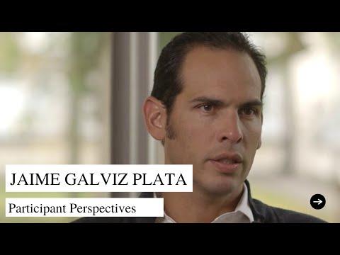 Participant Perspectives - Jaime Galviz Plata, Microsoft, UAE