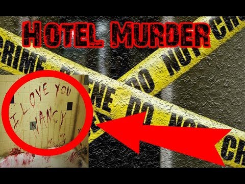 (MURDER HAPPENED RIGHT NEXT TO ME!!) INVESTIGATING A CRIME SCENE