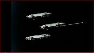 Space:1999 Eagle vs Hawk