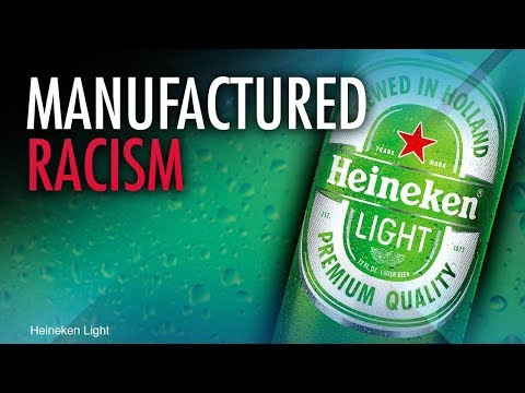 "David Menzies: Heineken's ""racist"" ad made for publicity"