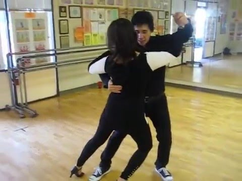 Boston Dance Lesson