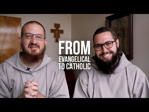 He Went from Evangelical to Catholic