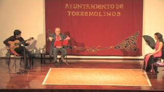 POESÍA Y FLAMENCO -AHORA ANDARÁN DICIENDO- TORREMOLINOS