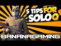 How to successfuly Solo-Queue in CS:GO