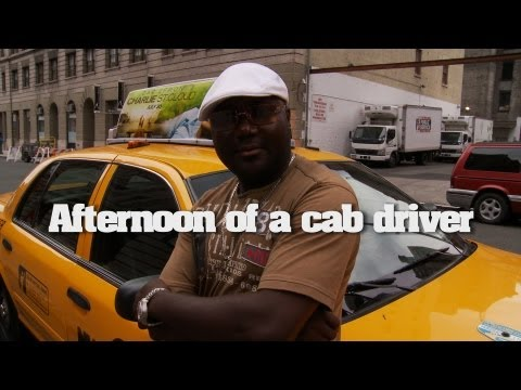 """New York Lives """"Afternoon of a Cab Driver"""""""