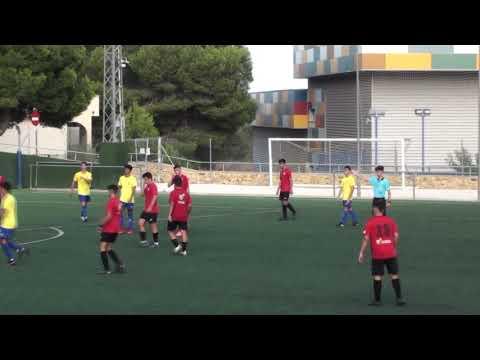 Vídeo resumen del partido entre el Juvenil B del CF Alfaz del Pi y el CF La Nucía