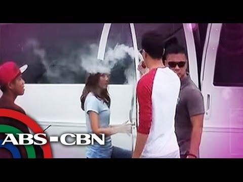 TV Patrol: Daniel Padilla, itinangging naninigarilyo