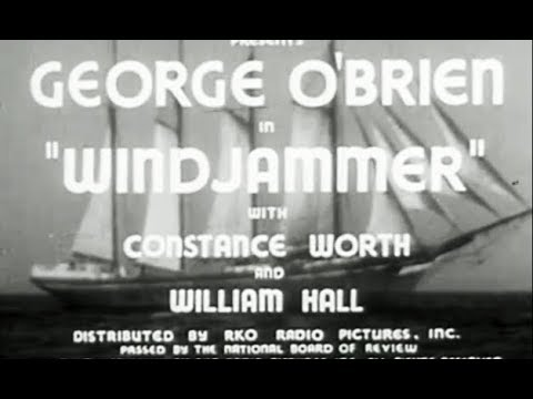 Adventure, Crime, Drama Movie  Windjammer 1937