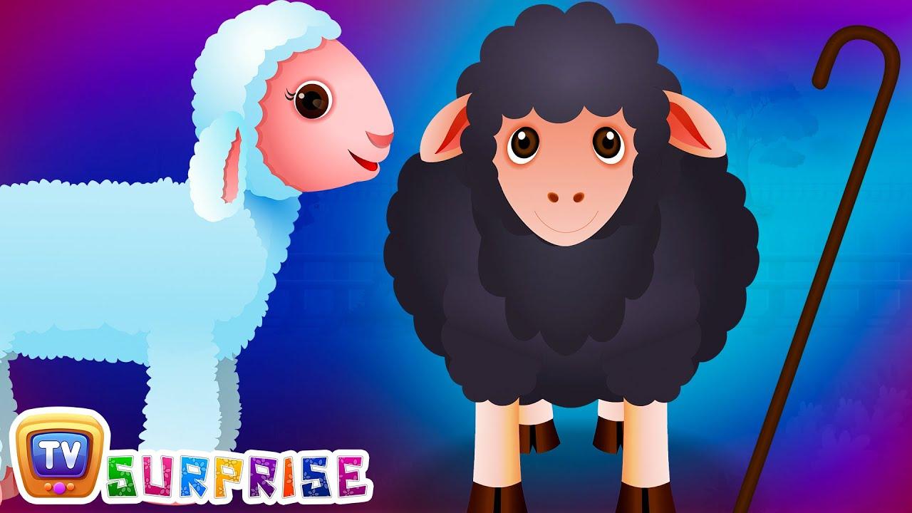 Download Surprise Eggs Nursery Rhymes Toys | Baa Baa Black Sheep | Learn Colours & Farm Animals | ChuChu TV