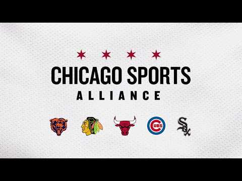 Five Chicago Sports Franchises Team Up To Address Violence