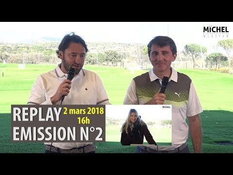 REPLAY Michel WEBSHOW - EMISSION N°2  (2 MARS 2018 16h)