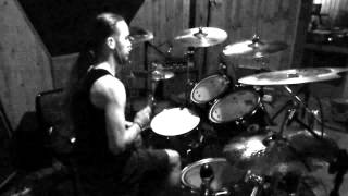 "FETOR ""From Neck To Crotch"" - Jacek Gut - Studio Drumcam."