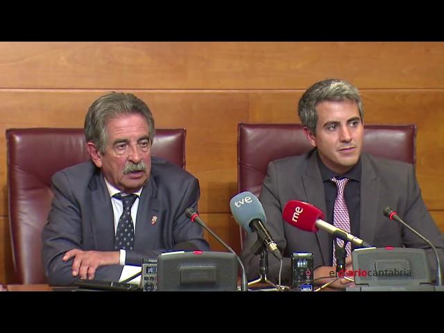 REEDICIÓN DEL PACTO PRC-PSOE
