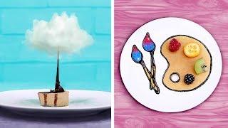 14 Способов сервировать блюдо как шеф