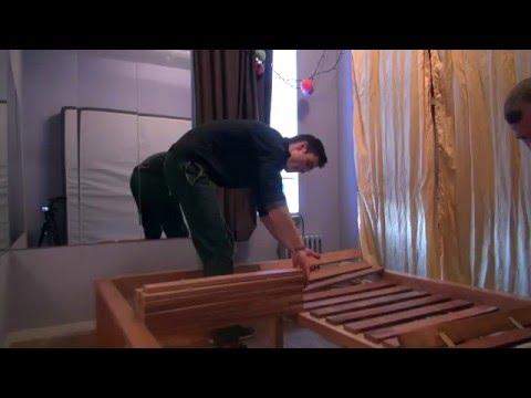 building a tatami bed - Tatami Bed