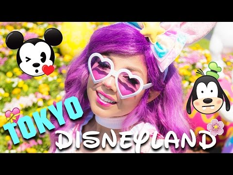 Come Along With Me - Tokyo DISNEYLAND!