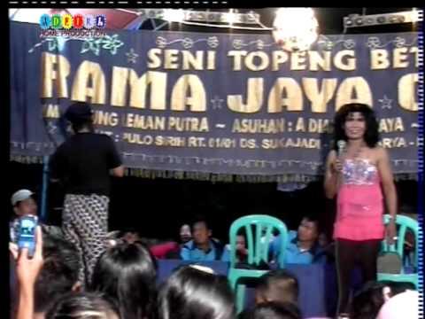Topeng Rama Jaya Group madih, maja Dkk 4/4 End