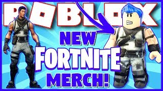 Fortnite Battle Royale Game Coming to Roblox | New Fortnite Merch | Roblox Fortnite Videos Coming