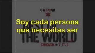 living colour-Cult Of Personality (subtitulada en Español) (WWE CM PUNK )