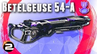 Betelgeuse 54-A (VS Directive LMG) Review - PlanetSide 2