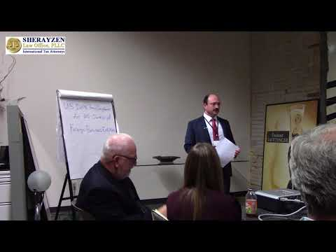 International Tax lawyer Twin Cities | Introduction to Law Firm