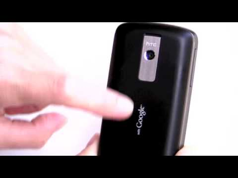 T Mobile MyTouch 3G Video Review