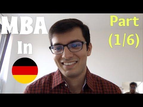 Should I do MBA or MEM in Germany? (1/6)
