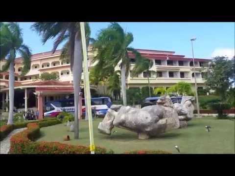 CUBA TRAVEL - PART 9/9 GUARDALAVACA - SOL RIO DE LUNA Y MARES HOTEL - 2015