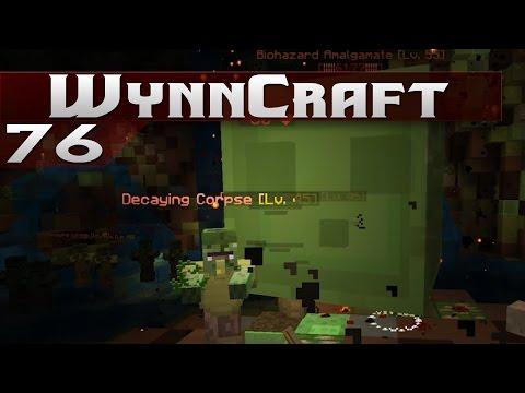 WynnCraft || 76 || Sludge Cave