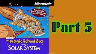 Whoa, I Remember: The Magic School Bus Explores the Solar System: Part 5