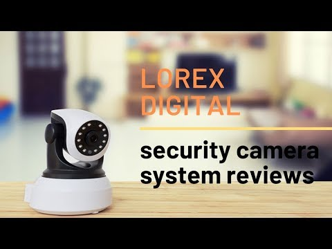 lorex digital wireless security camera system reviews - lorex 2 camera wireless surveillance system