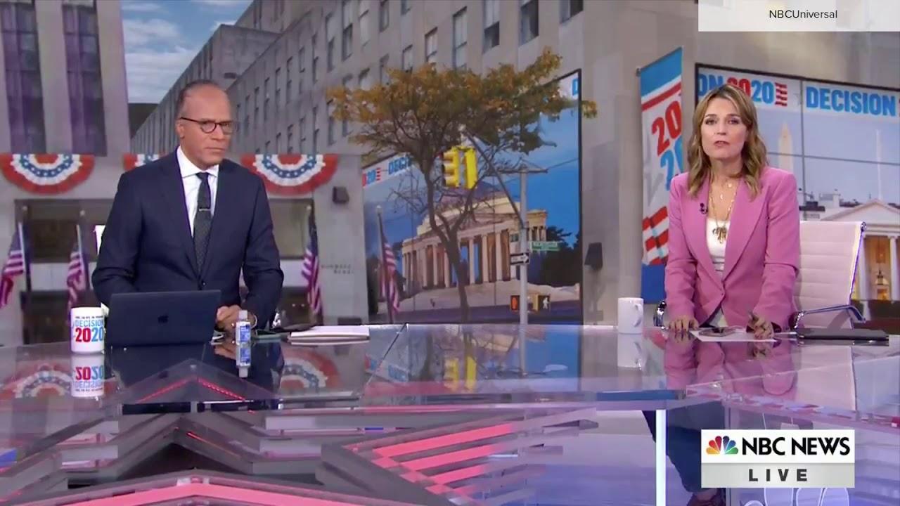 NBC News calls 2020 election for Joe Biden