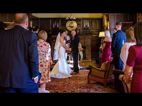 Lake District Weddings - Augill Castle Wedding Highlights