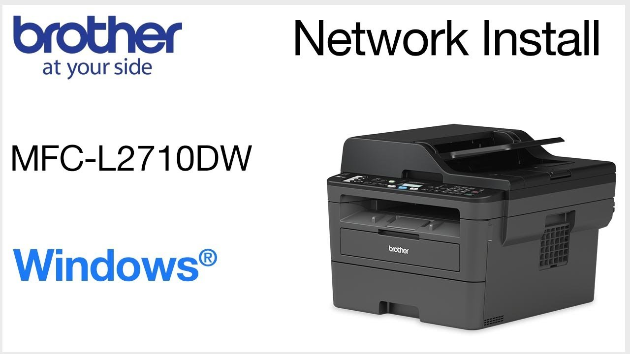 BROTHER FAX-L2710DN LAN WINDOWS VISTA DRIVER DOWNLOAD