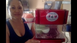 Best snow cone  maker machine review
