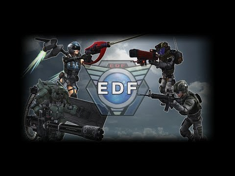 Earth Defense Forces 5 - Mission 100 - Inferno Difficulty thumbnail