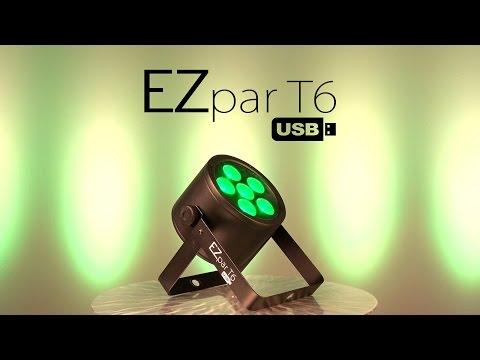 Chauvet DJ-EZ Par T6