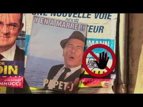 Si j'étais maire de Marseille Papet-J(Clip Officiel)